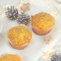 Mais Muffins mit Speck