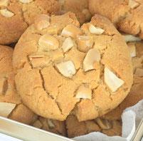 Erdnuss Cookies