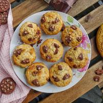 Pan di Stelle Bananen Muffins