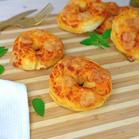 Pizza Donuts