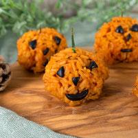 Halloween Reisbällchen