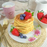 Kichererbsen Pancakes