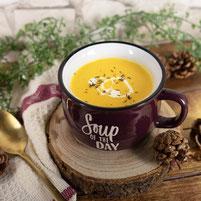 Pastinaken Möhren Suppe