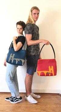 HEIDELBAG Shopper HeidelBummel