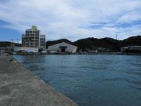 アジの釣り場 下関市旧市内周辺