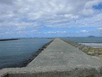 ヒラメ・マゴチの釣り場 下関市