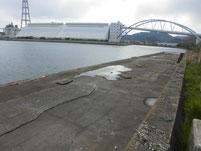 サヨリの釣り場 苅田町・行橋市