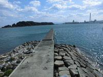 メバルの釣り場 苅田町・行橋市