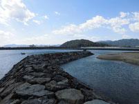 ヒラメ・マゴチの釣り場 苅田町・行橋市
