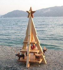 クリスマスツリーモミの木 四角型 在庫なし