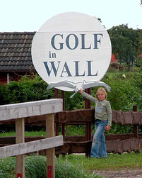 Golf in Wall 2004