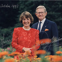 Princess Margriet and Pieter van Vollenhoven - 1997 visit