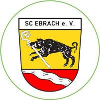 SC Ebrach Logo rund (Weiß)