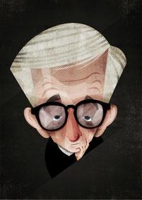 Nicolás Aznárez - Woody