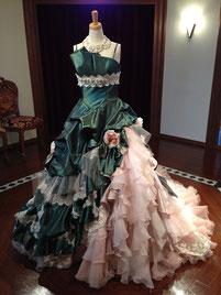 岐阜で剛力彩芽のカラードレスのレンタルといえば「ブライダルサカエ」