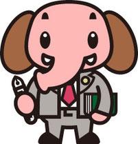 神奈川県司法書士会公式キャラクター ユーキくん