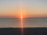 grandiose Sonnenaufgänge II