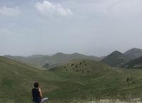 tibetische Landschaft - sensationell!