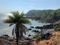 Wanderung zum Paradise Beach