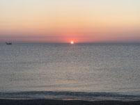 grandiose Sonnenaufgänge I