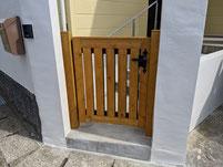 玄関ゲートリメイク