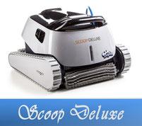 Link Professional Scoop Deluxe Cleaner Dolphin Poolroboter Poolreiniger Poolsauger