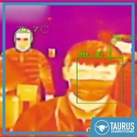 Fieber Screening, Fieber, Fiebererkennung, Coronafieber, Coronavirus, Wärmebildkamera zur Fiebererkennung, Fiebermessung mit Thermalkamera, Thermalkamera, Fiebermessung mit Wärmebildkamera, Fever Screening
