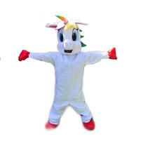 mascotte Unicorno