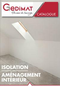 Catalogue Gedimat - Matériaux Jacques à Couvin