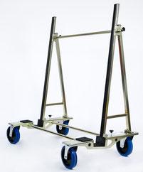 TSL 500 Glastransportwagen transportsolution bis 500 kg Traglast