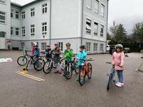 Vorbereitung auf die Fahrradprüfung