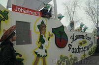 Prunkwagen FV Hammerles