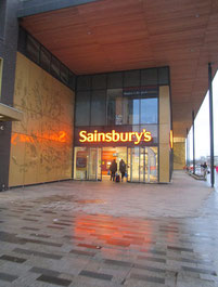 Sainsbury's in Abbey Wood