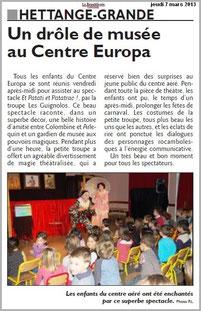 article_de_presse_RL_070313_LES_GuiGnOlOs_spectacle_theatral_pour_enfants_et_la_famille_saison_2012_2013_hettange_grande
