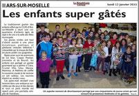 Les Guignolos, fidèles à ARS-SUR-MOSELLE
