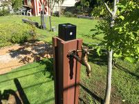 不凍水栓カバー