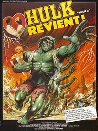 Hulk revient 1978-1980