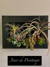 cadre-vegetal-plantes-artificielles-haut-de-gamme