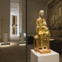 Ausstellungsräume Dommuseum Hildesheim
