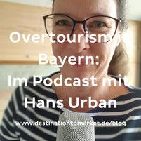 Overtourism Podcast Tanja Brunnhuber