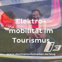 Elektromobilität im Tourismus am Beispiel der Deutschen Alpenstrasse
