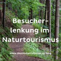Besucherlenkung Naturtourismus