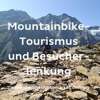Mountainbiken und Besucherlenkung