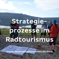 Strategieprozesse Fahrradtourismus