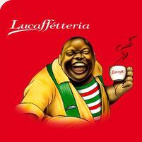 Lucaffe forte pads ese ese44 cialde caffe kaffee