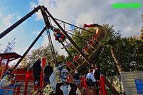 Luftschiff Taunus Wunderland Attraktionen Freizeitpark Hessen Metallbau Emmeln