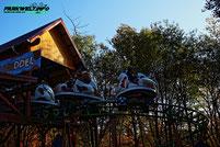 Kuhddel Muhddel Achterbahn SBF Visa Taunus Wunderland Freizeitpark Coaster
