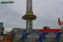 SkyFall Michael Goetzke Funtime Freifallturm Freefall Tower Free Fall