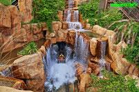 Chiapas Die Wasserbahn Intamin Log Flume Mexico Mexiko Phantasialand Splash Brühl Wasser Bahn
