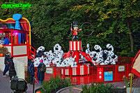Dalmatiner Zirkus Taunus Wunderland Freizeitpark Attraktionen